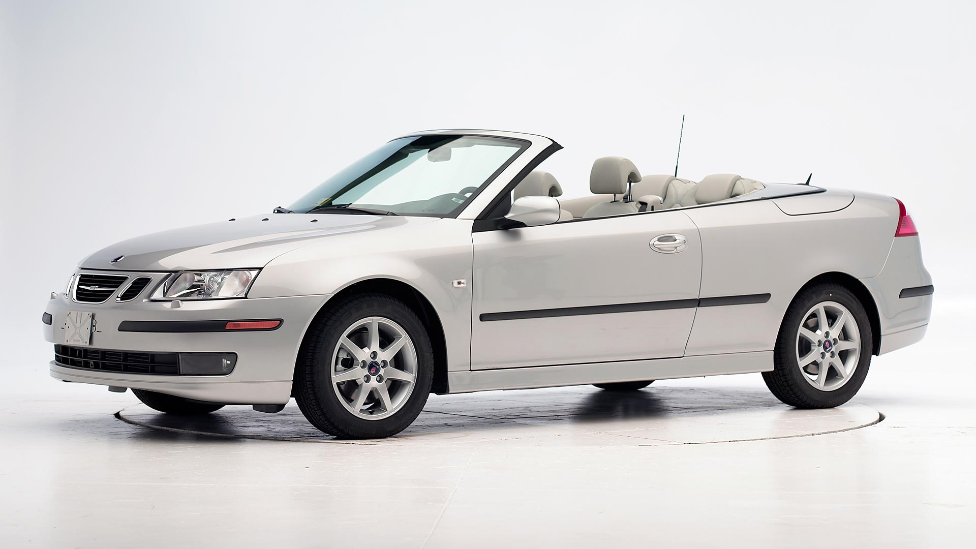 2008 Saab 9-3 2-door convertible