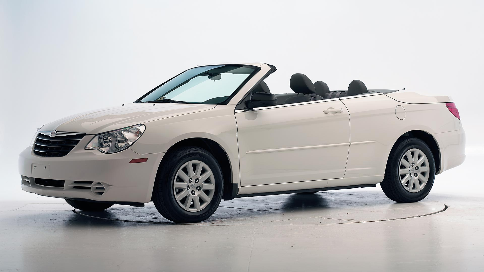 2010 Chrysler Sebring 2-door convertible