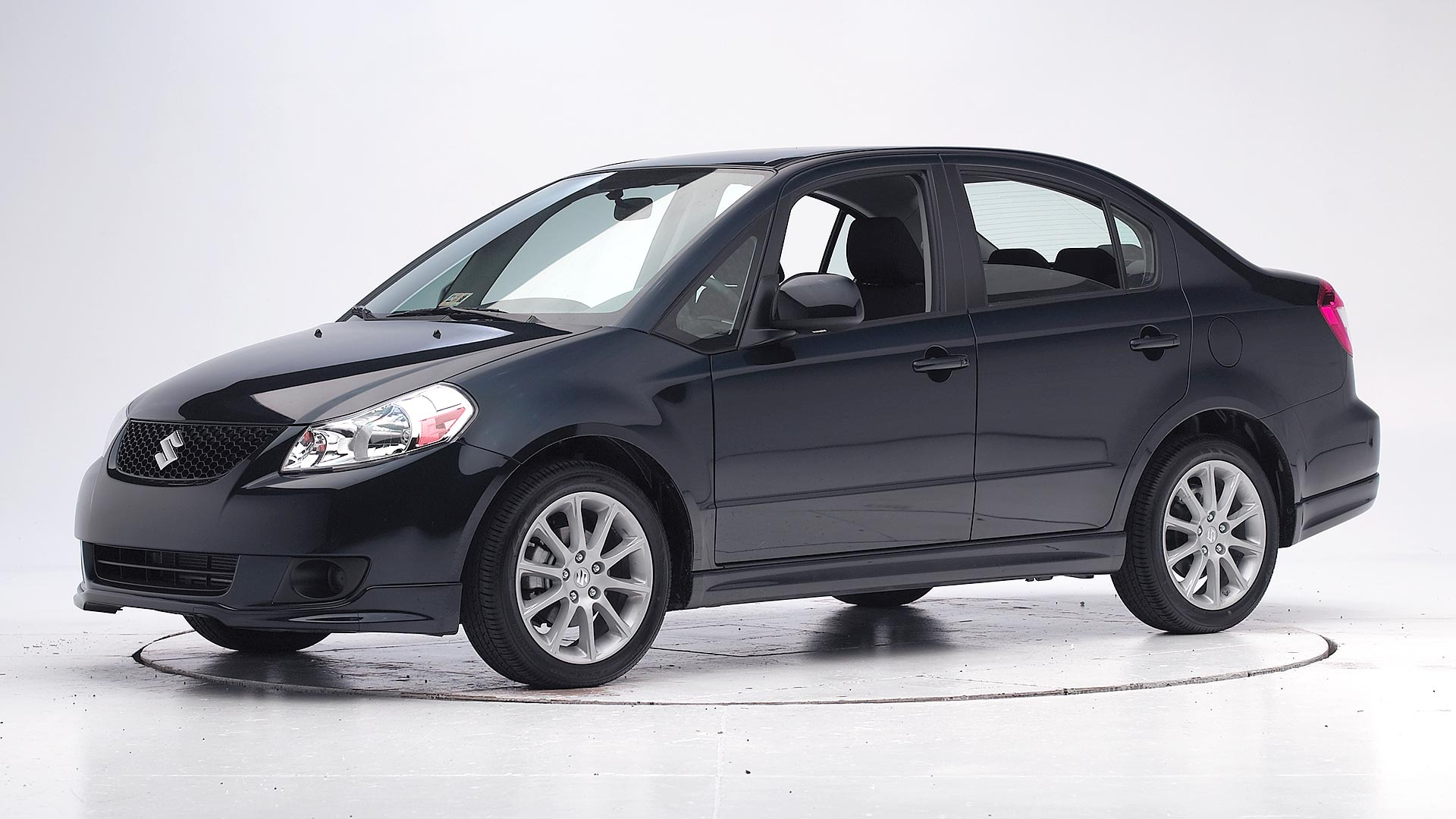 2008 Suzuki SX4 4-door sedan