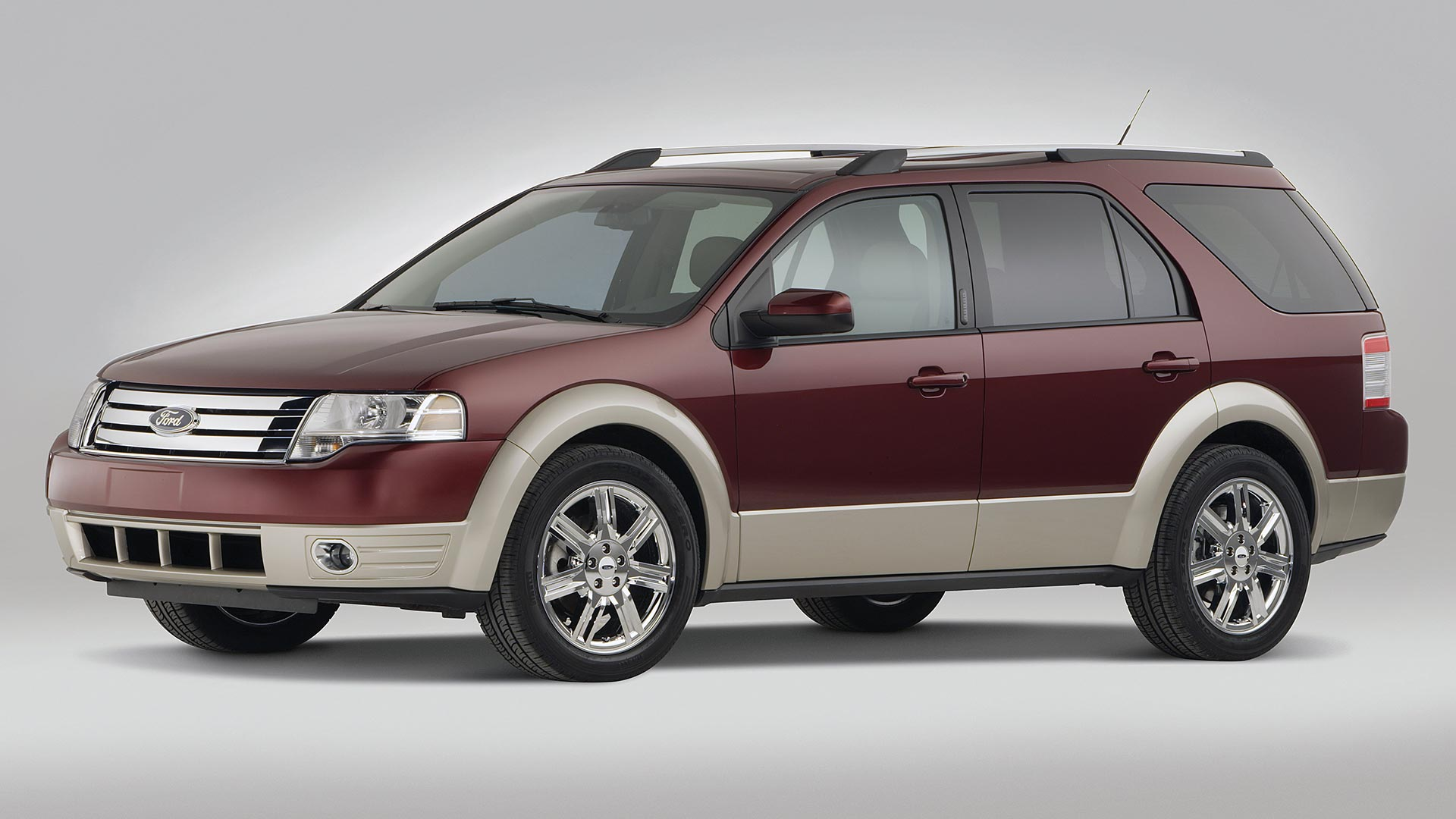 2008 Ford Taurus X 4-door SUV