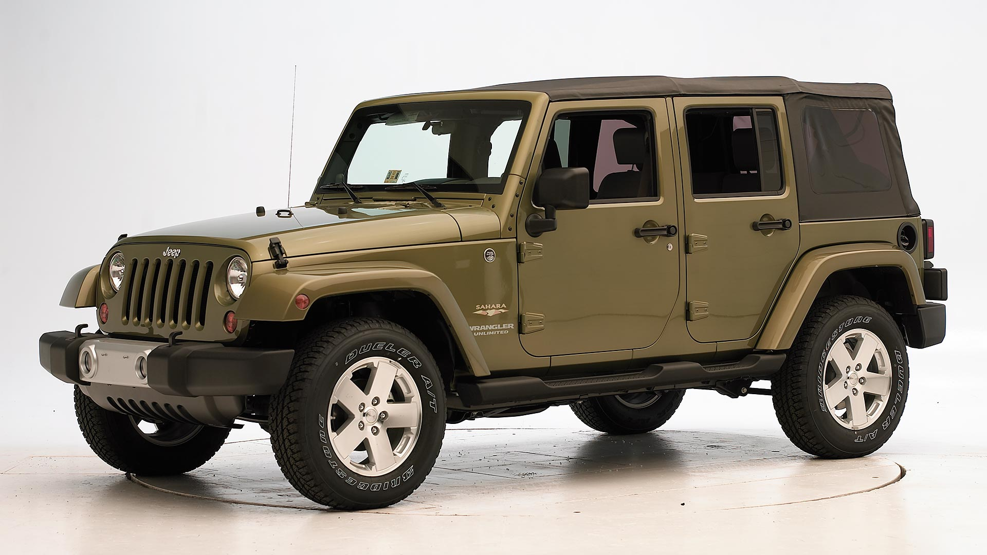 2008 Jeep Wrangler 4-door SUV
