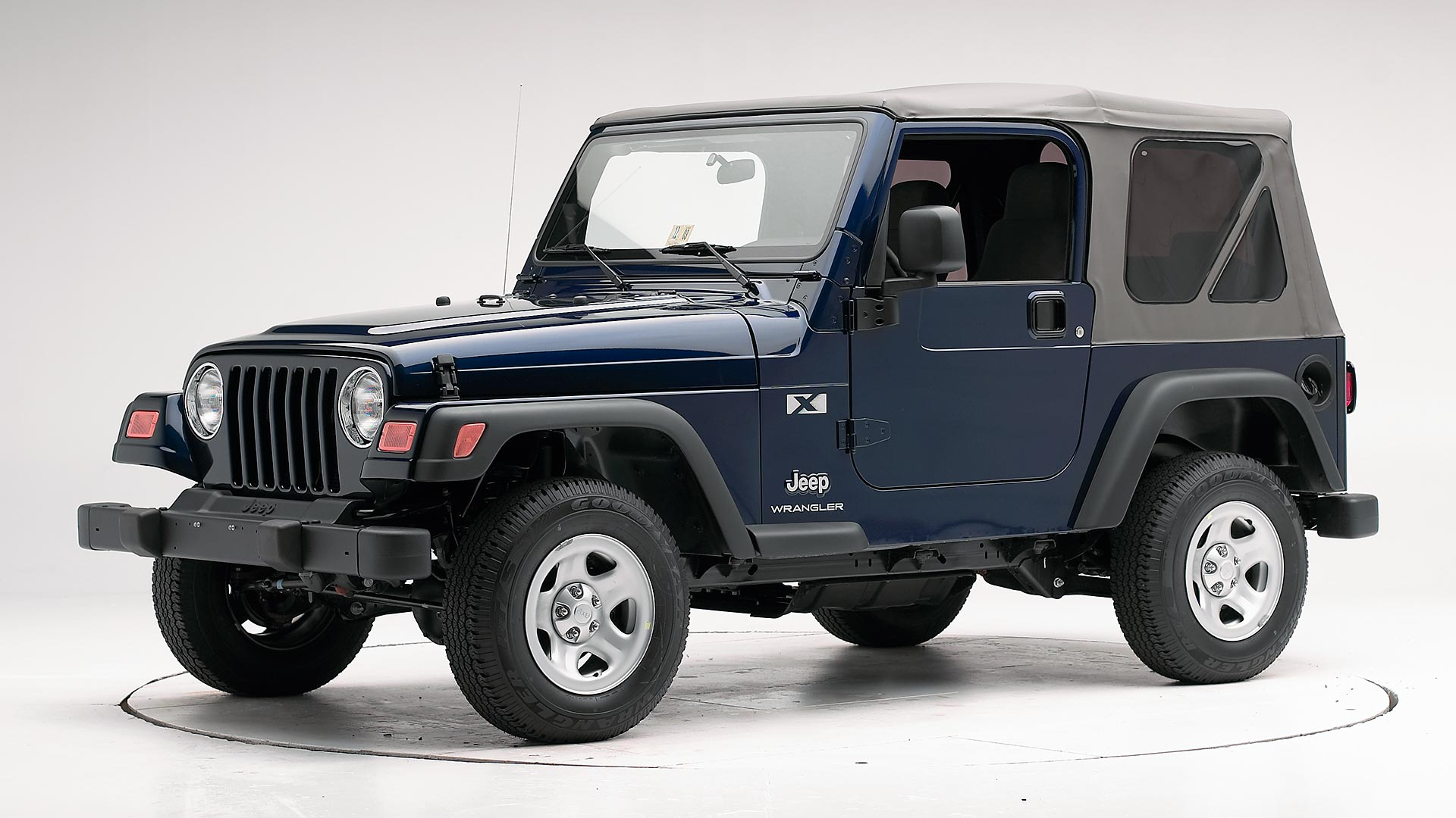 2006 Jeep Wrangler 2-door SUV