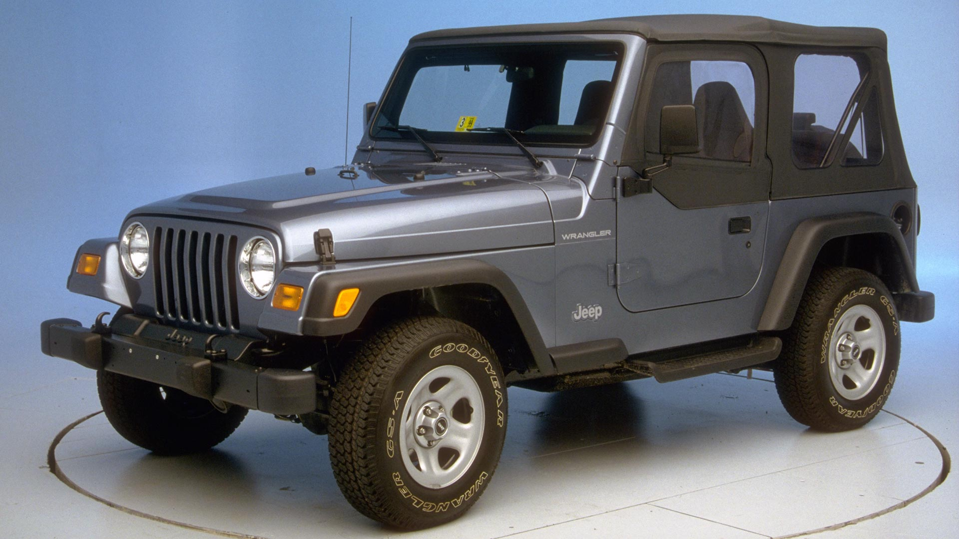 2001 Jeep Wrangler 2-door SUV