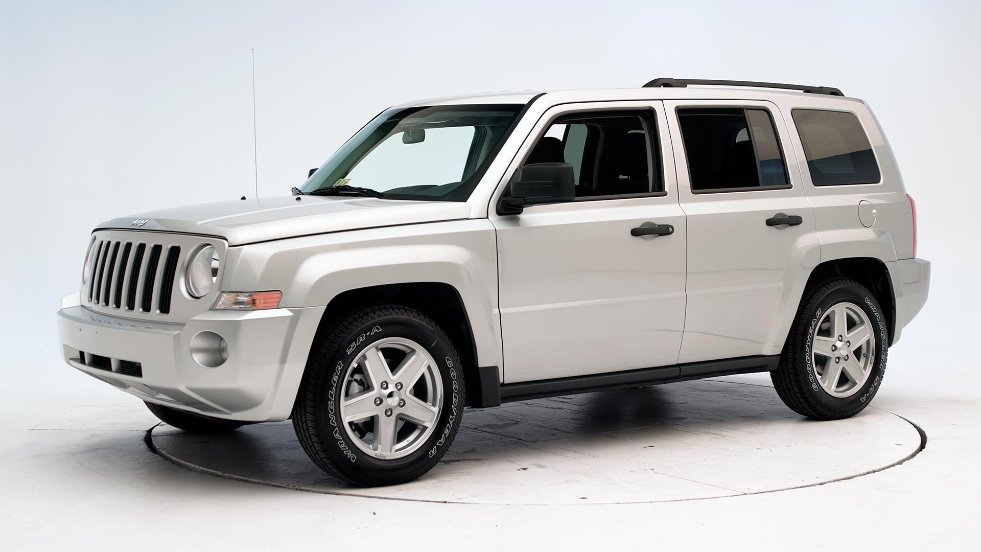 2011 Jeep Patriot 4-door SUV