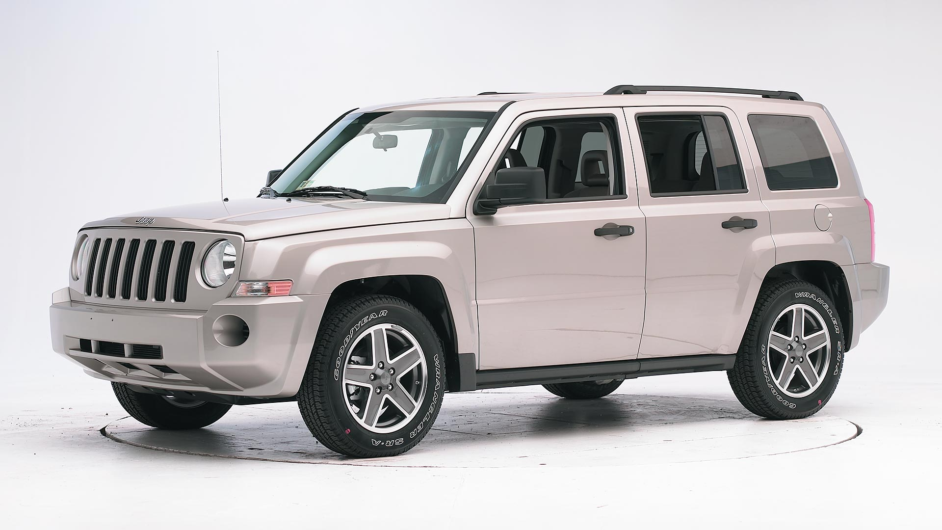2009 Jeep Patriot 4-door SUV