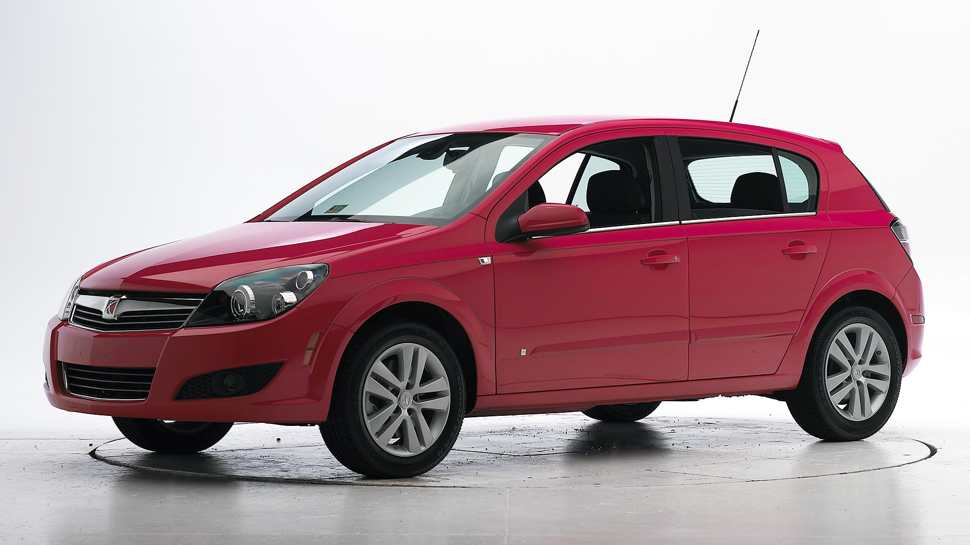 2008 Saturn Astra 4-door hatchback