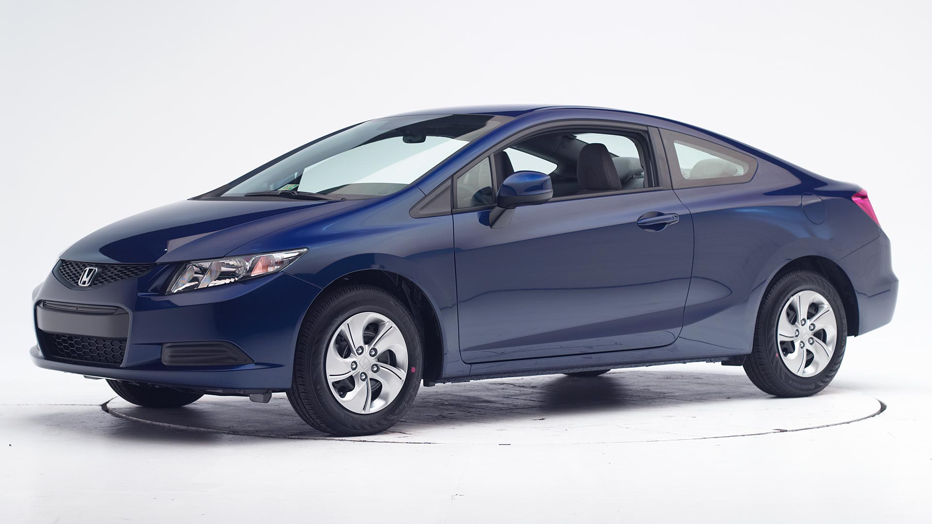 2013 Honda Civic 2-door coupe