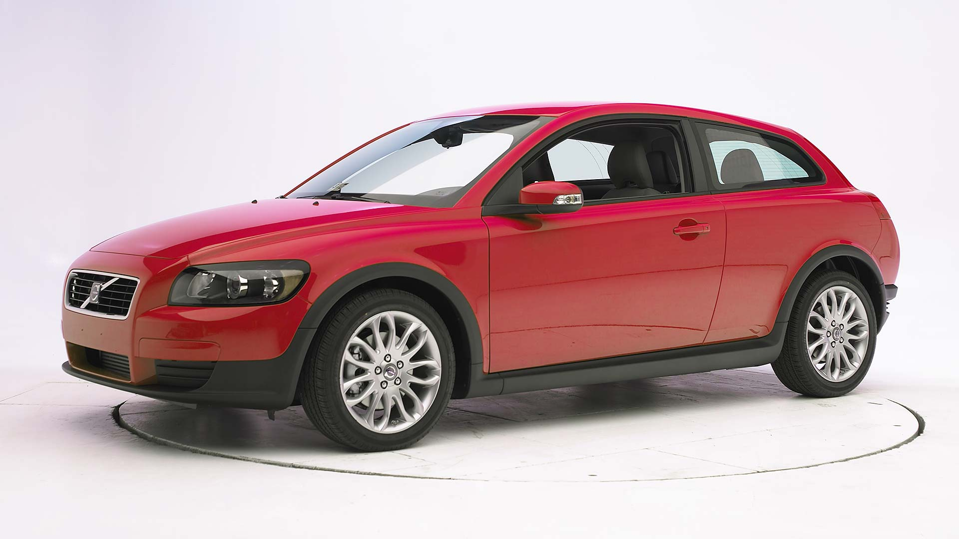 2009 Volvo C30 2-door hatchback