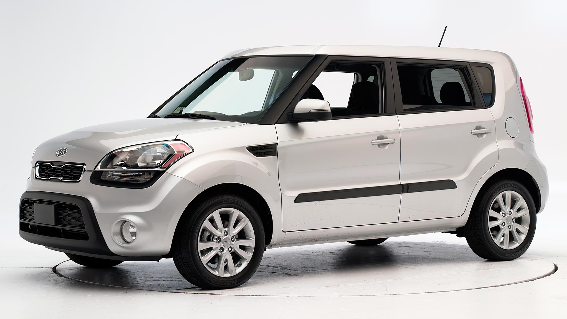 2013 Kia Soul 4-door wagon