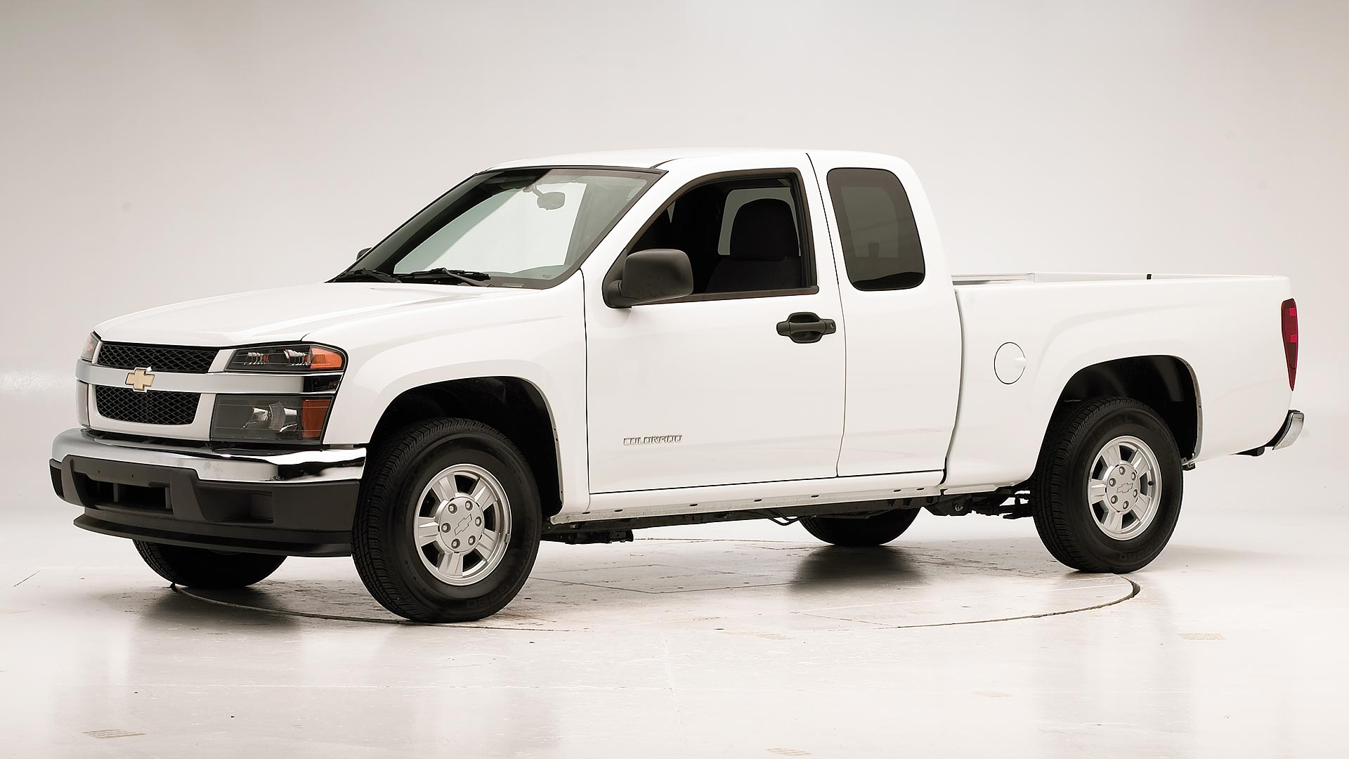 2007 Chevrolet Colorado Extended cab pickup