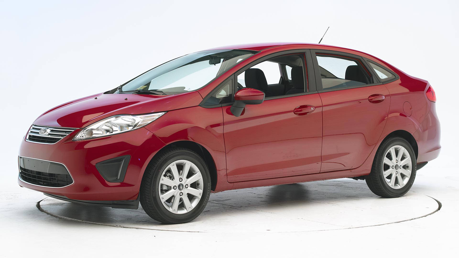 2011 Ford Fiesta 4-door sedan