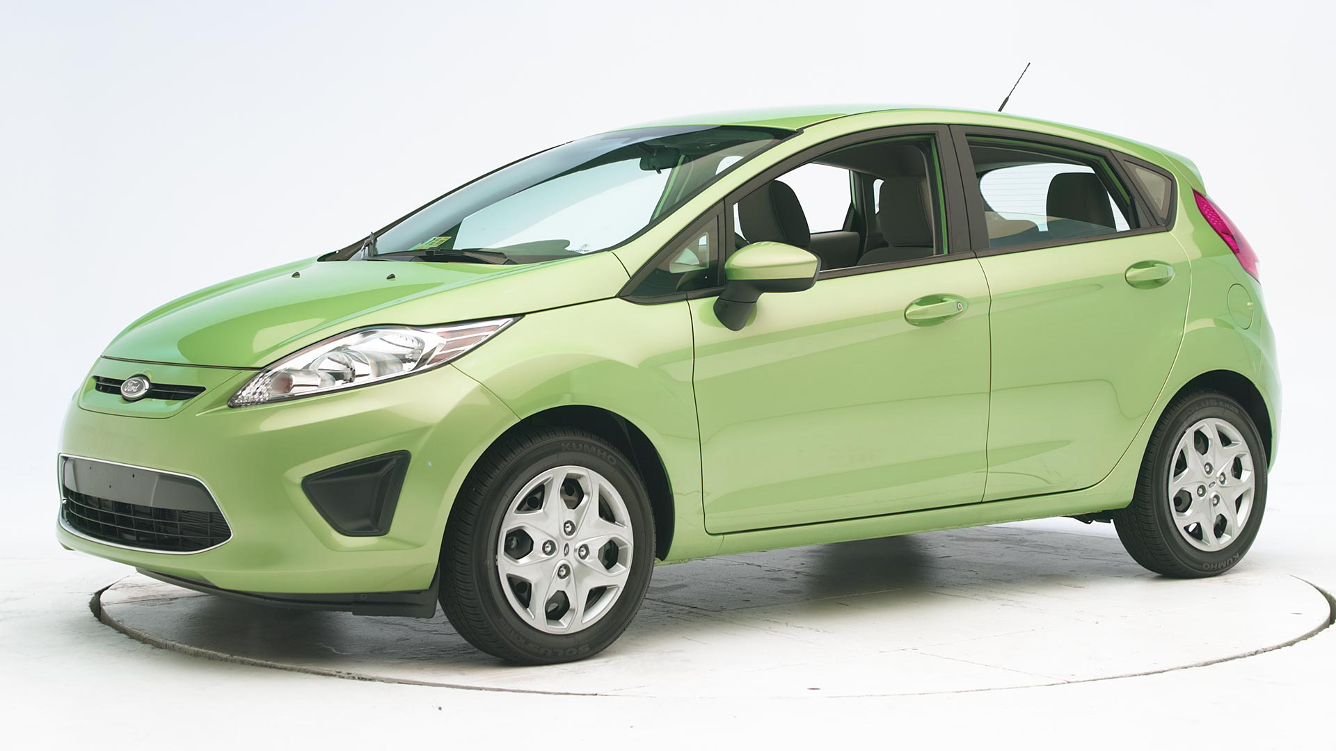 2019 Ford Fiesta 4-door hatchback