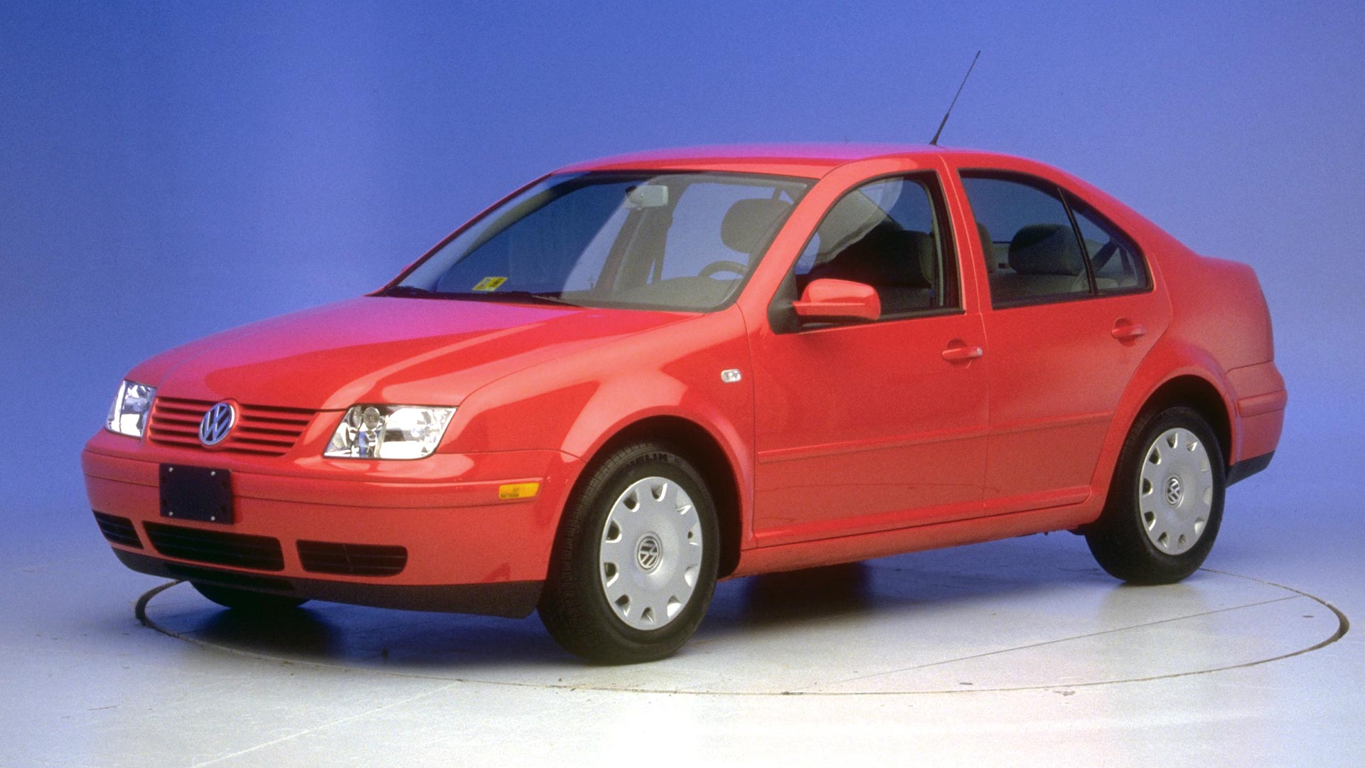 2003 Volkswagen Jetta 4-door sedan