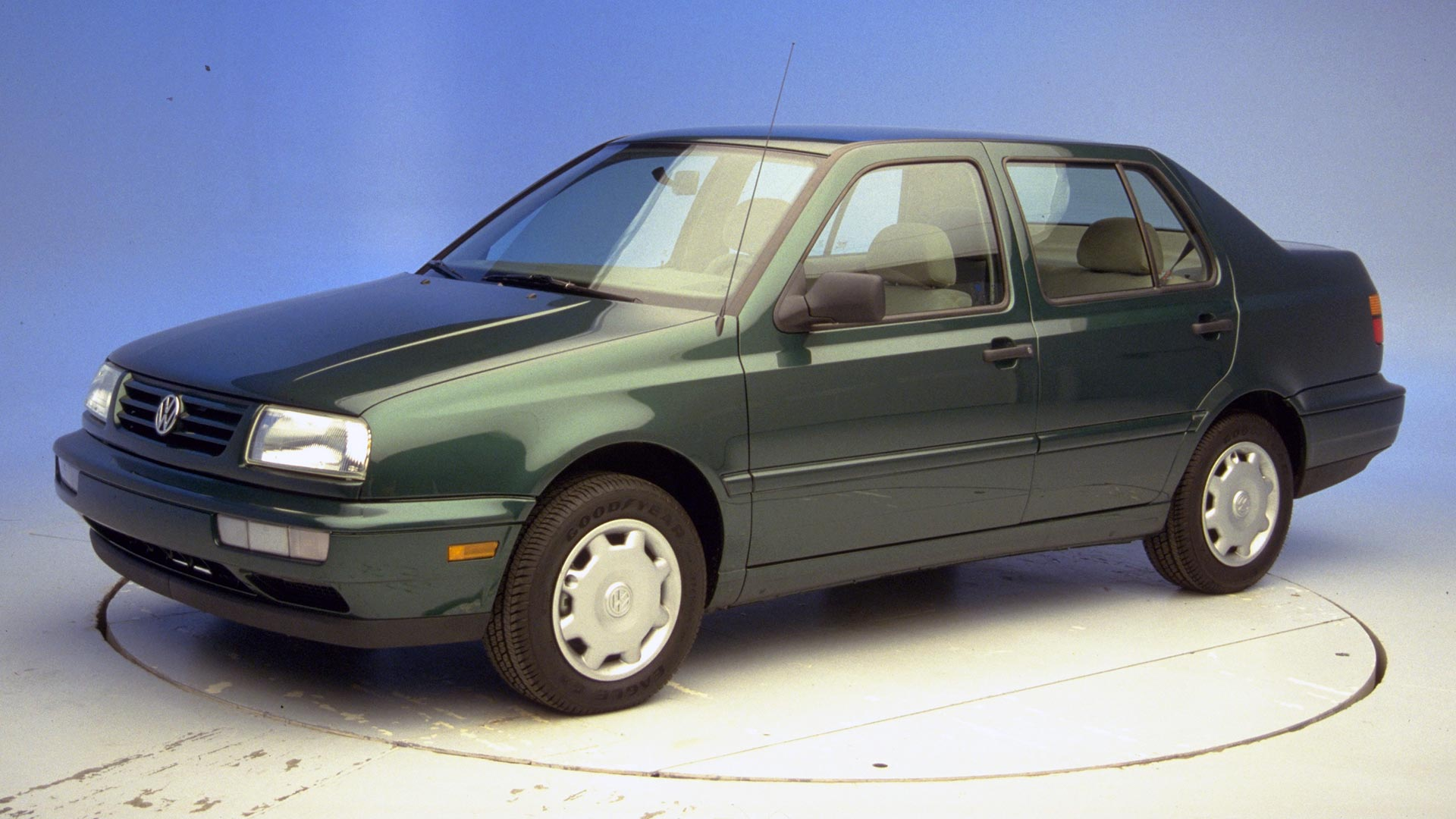 1997 Volkswagen Jetta 4-door sedan