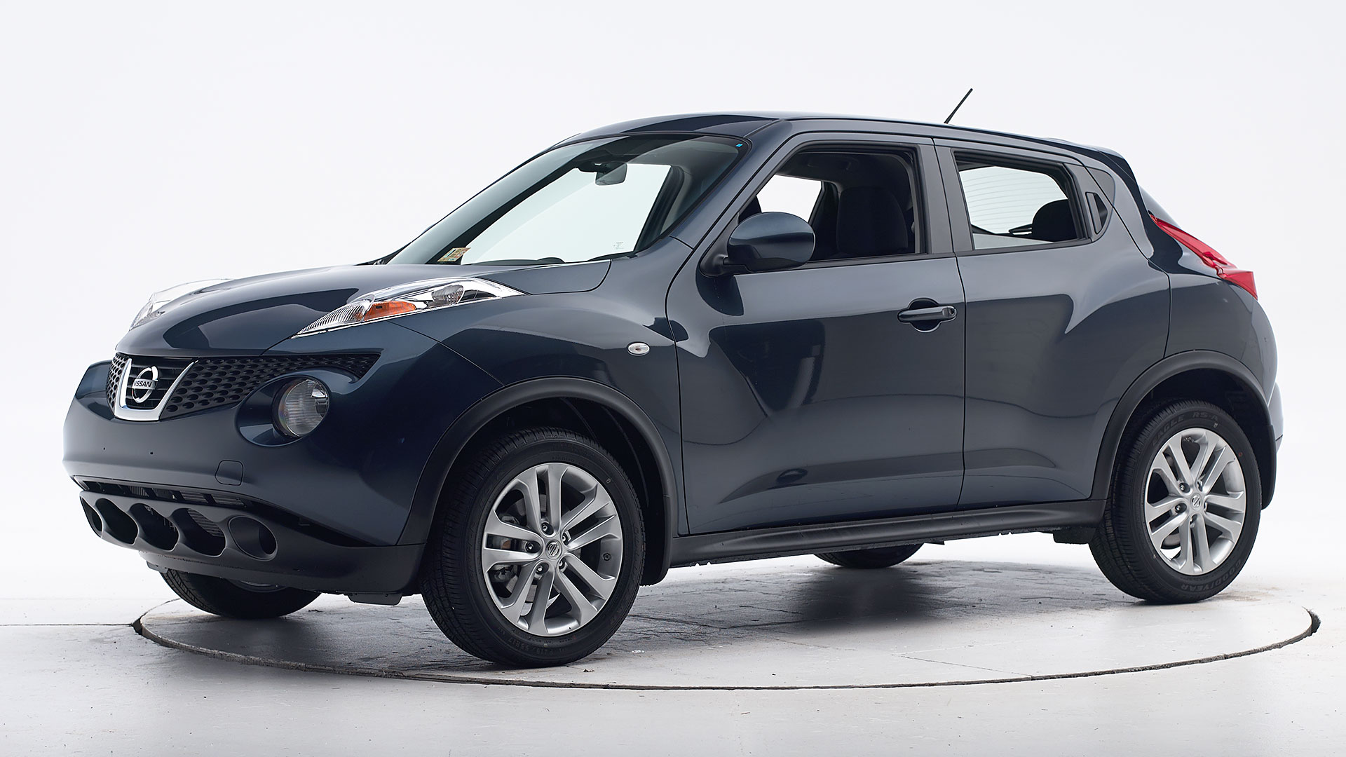 2016 Nissan Juke 4-door hatchback