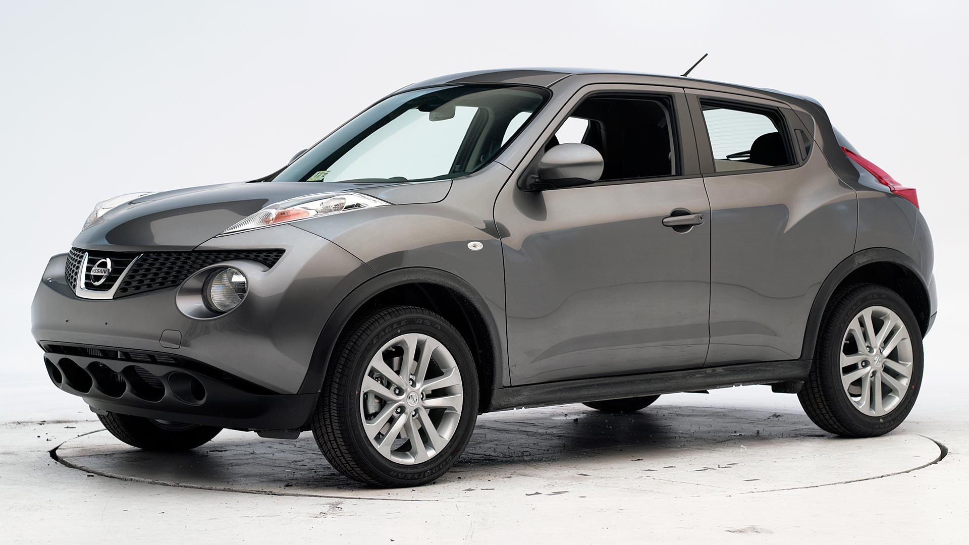 2013 Nissan Juke 4-door hatchback