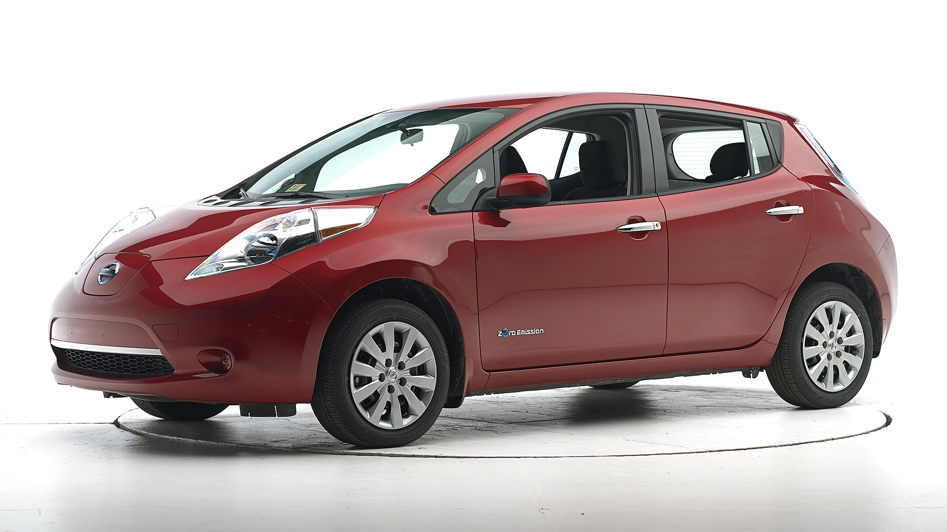 2014 Nissan Leaf 4-door hatchback