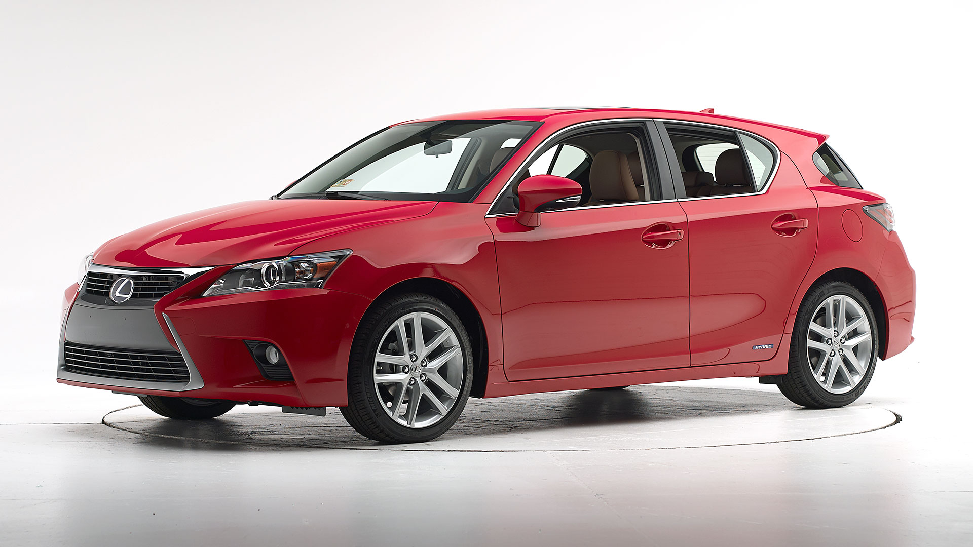 2016 Lexus CT 200h 4-door hatchback