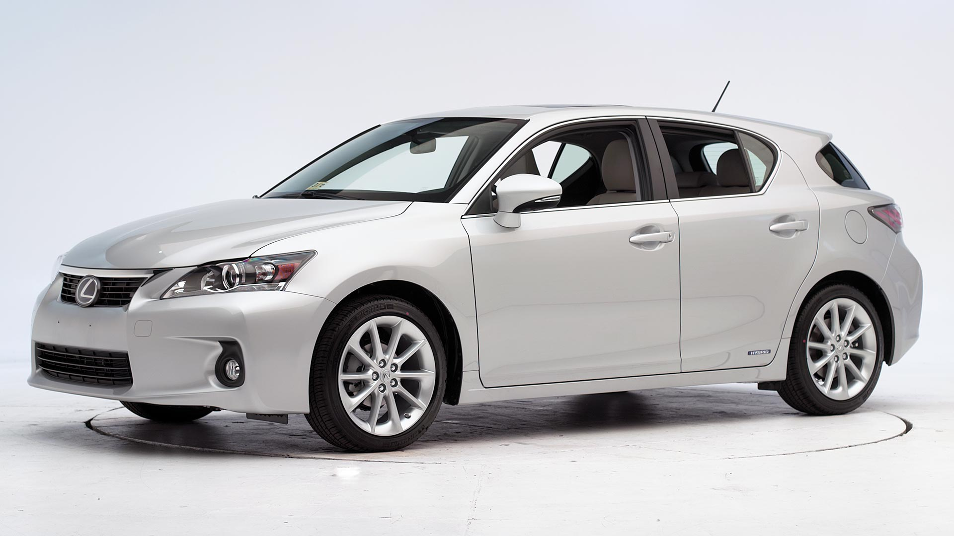 2012 Lexus CT 200h 4-door hatchback