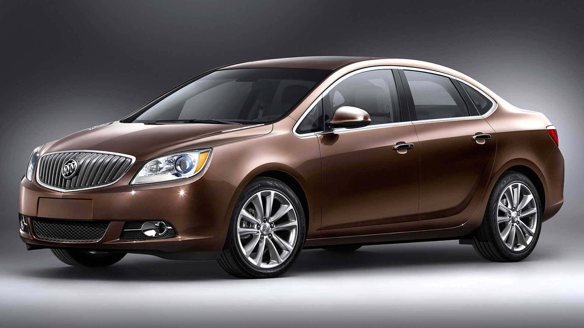 2013 Buick Verano 4-door sedan