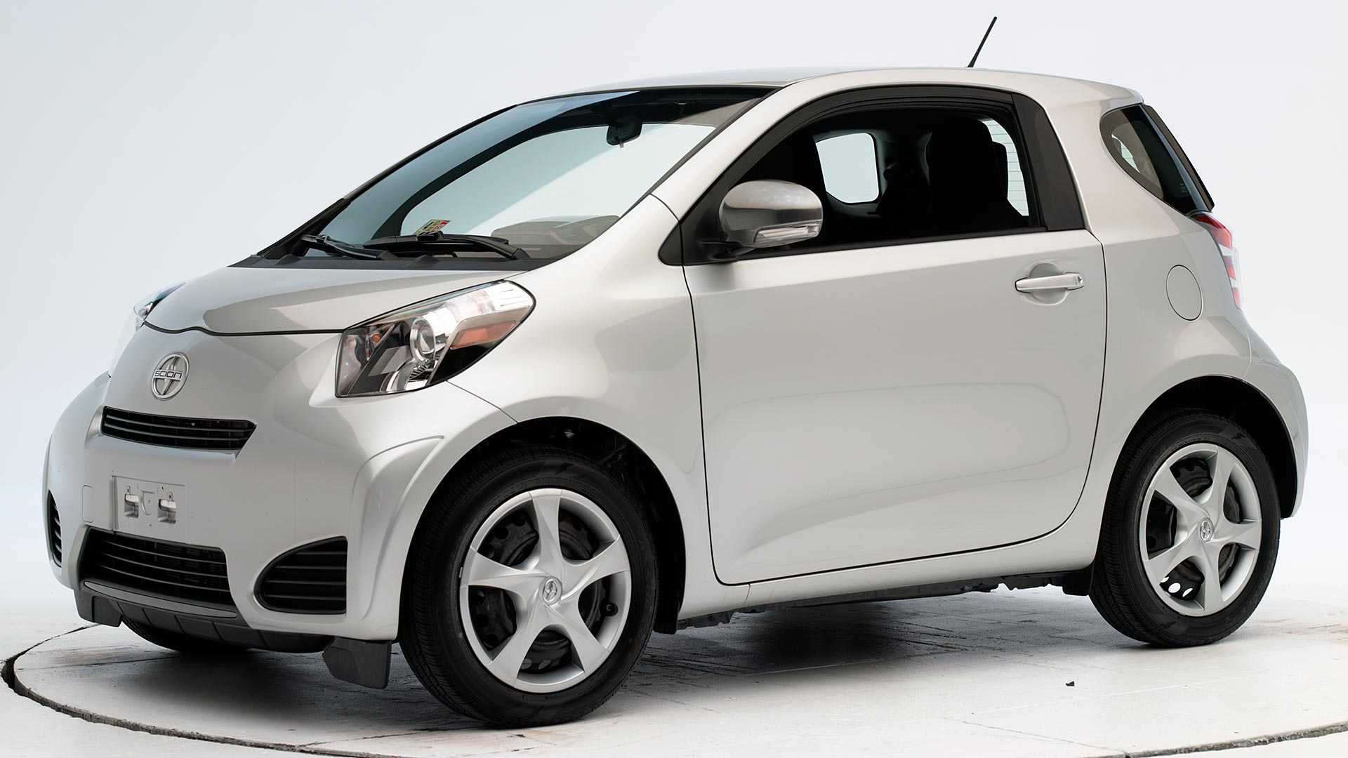 2014 Scion iQ 2-door hatchback