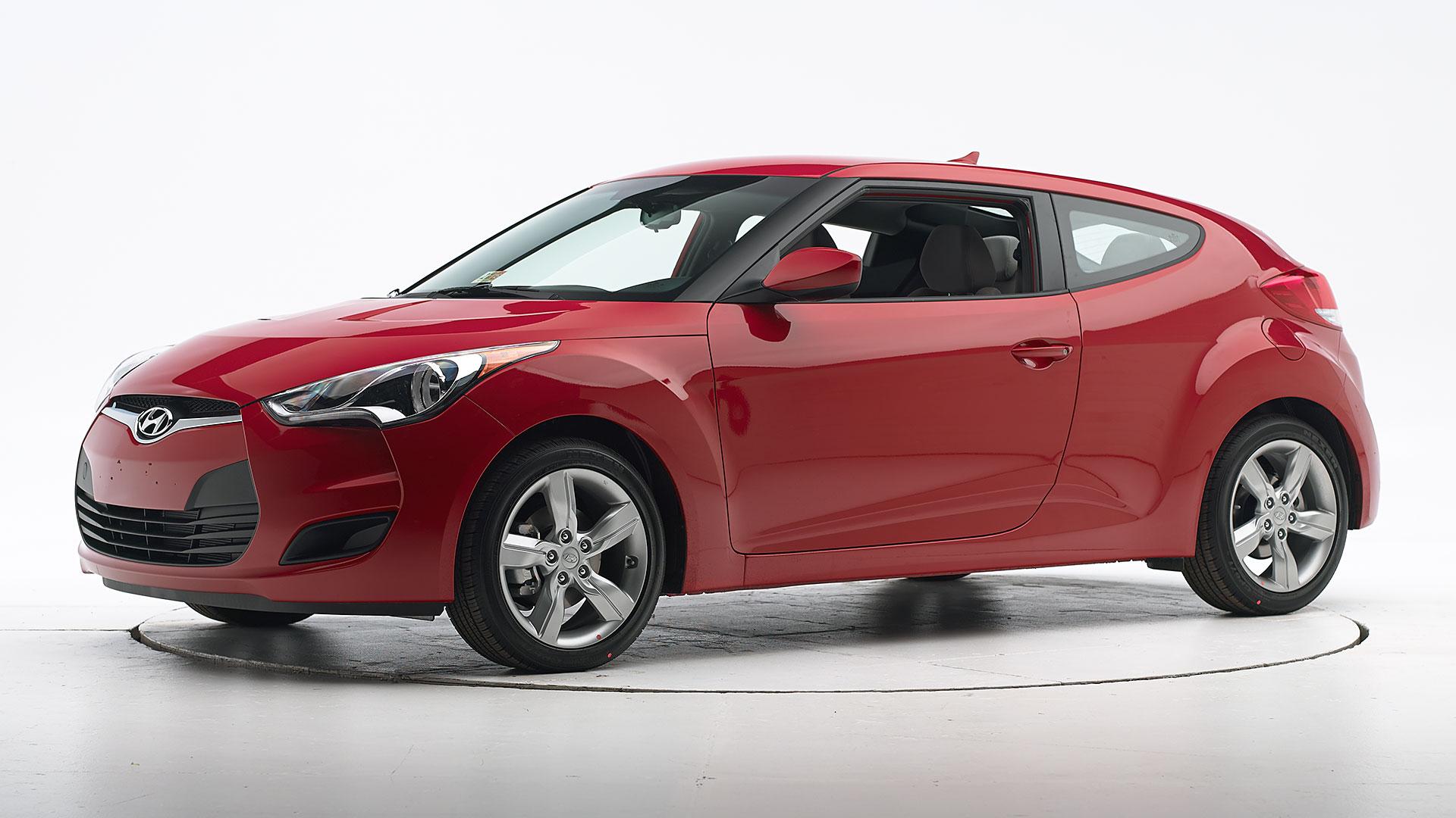 2014 Hyundai Veloster | Hyundai Two Door Car |  | IIHS