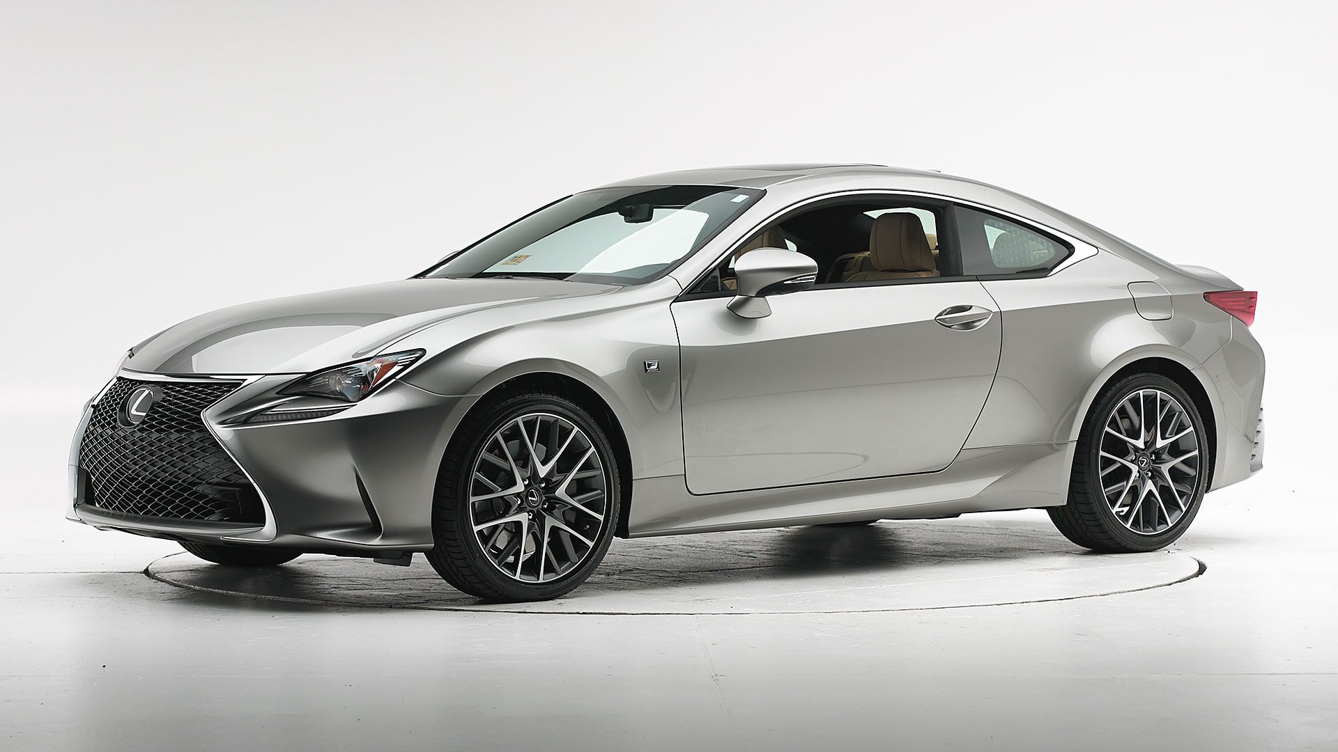 2016 Lexus RC 2-door coupe