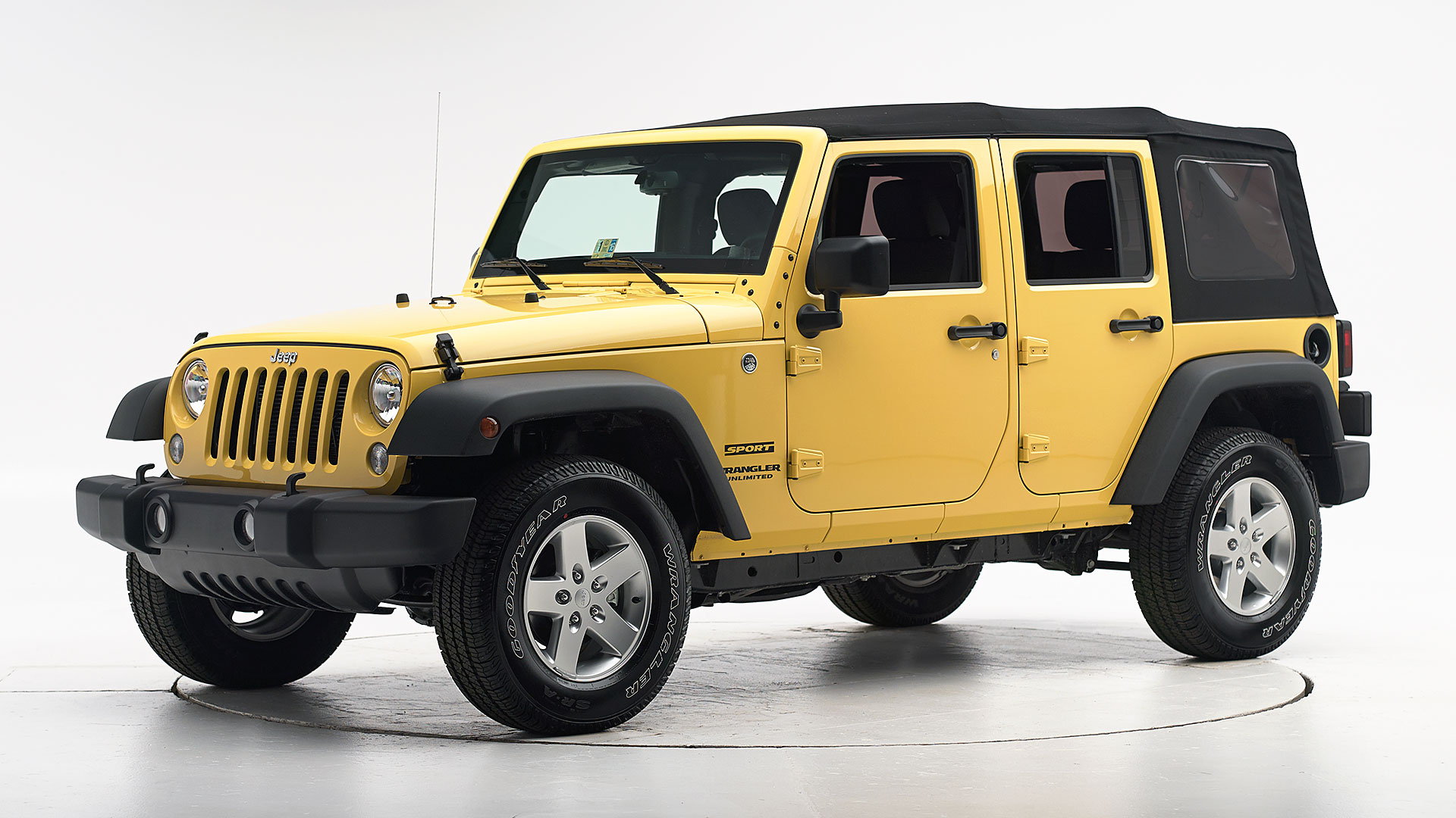 2017 Jeep Wrangler 4-door SUV