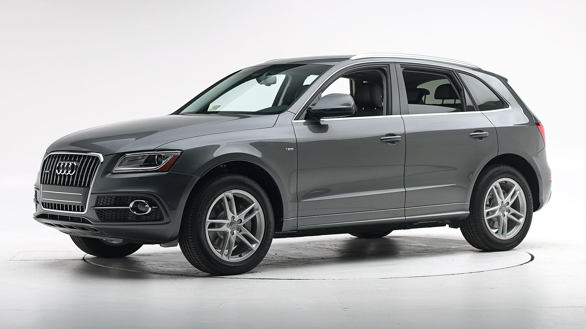 2016 Audi Q5 >> 2016 Audi Q5