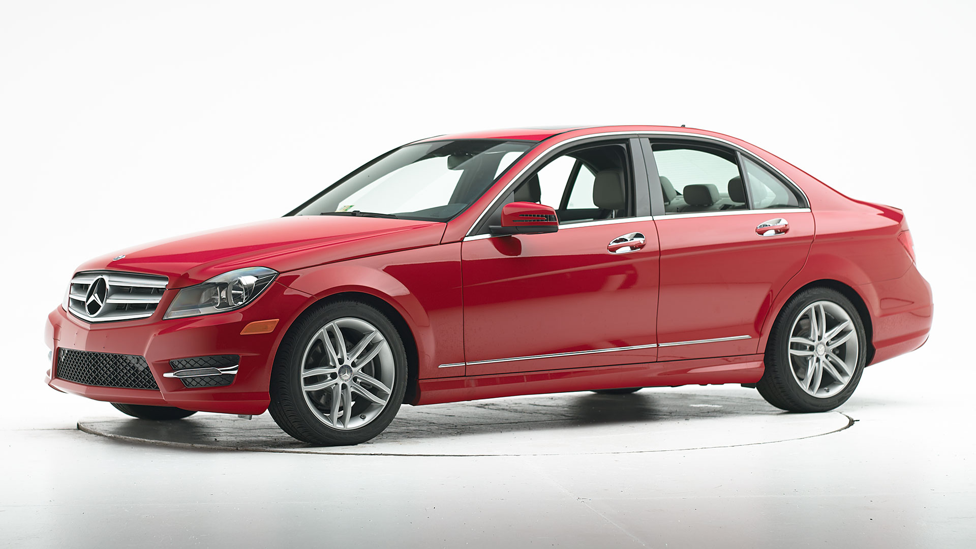 2013 Mercedes-Benz C-Class 4-door sedan
