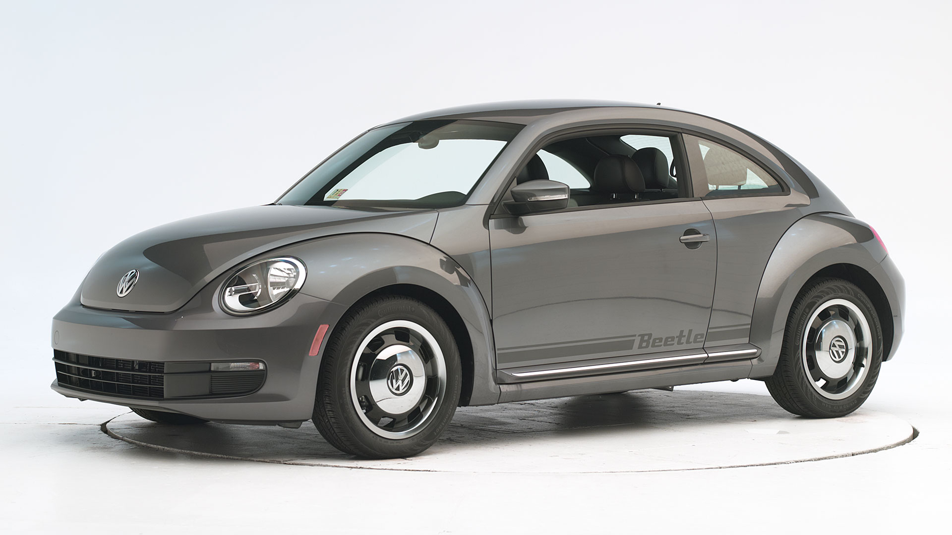 2012 Volkswagen Beetle 2-door hatchback
