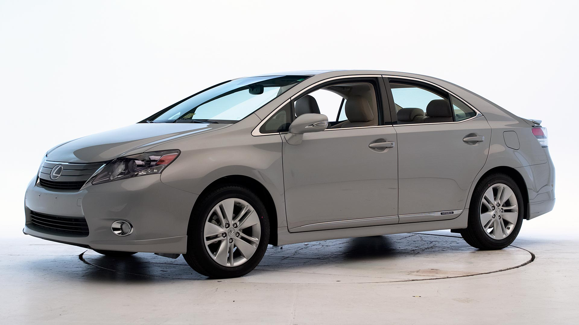 2012 Lexus HS 250h 4-door sedan