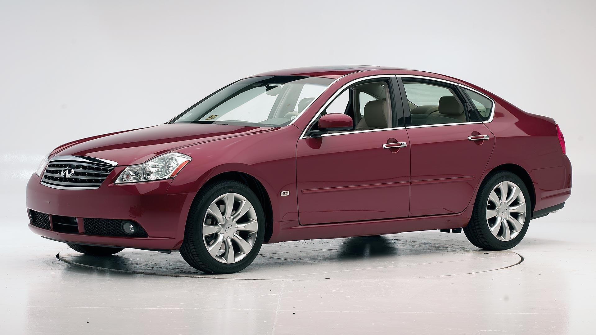 2010 Infiniti M35 M45 4 Door Sedan