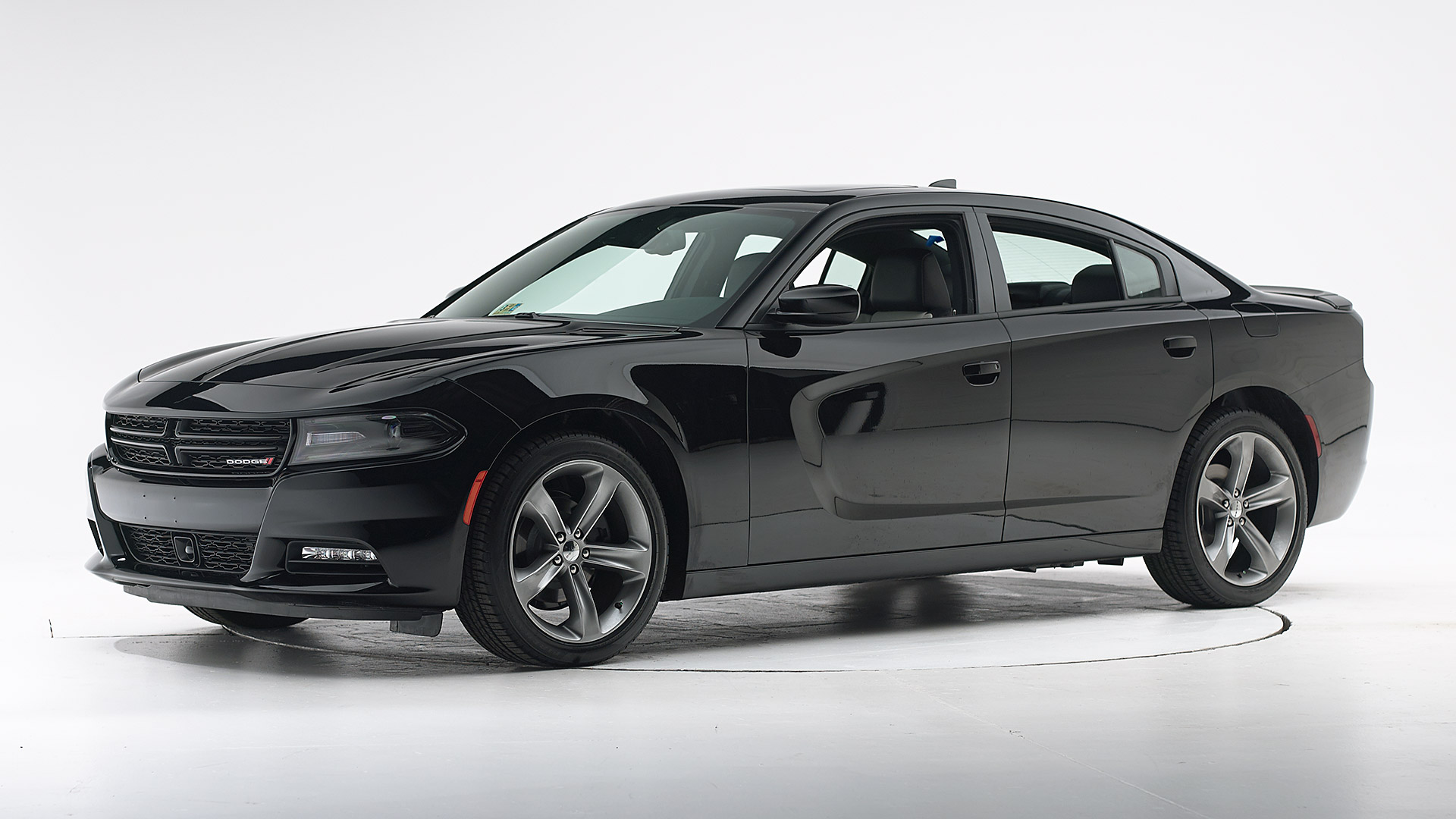 2017 Dodge Charger 4-door sedan
