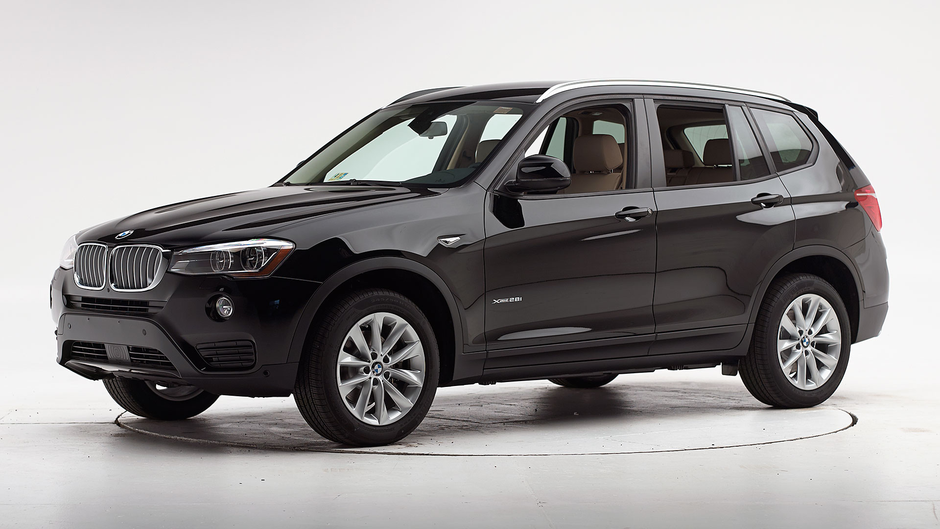 2016 BMW X3 4-door SUV