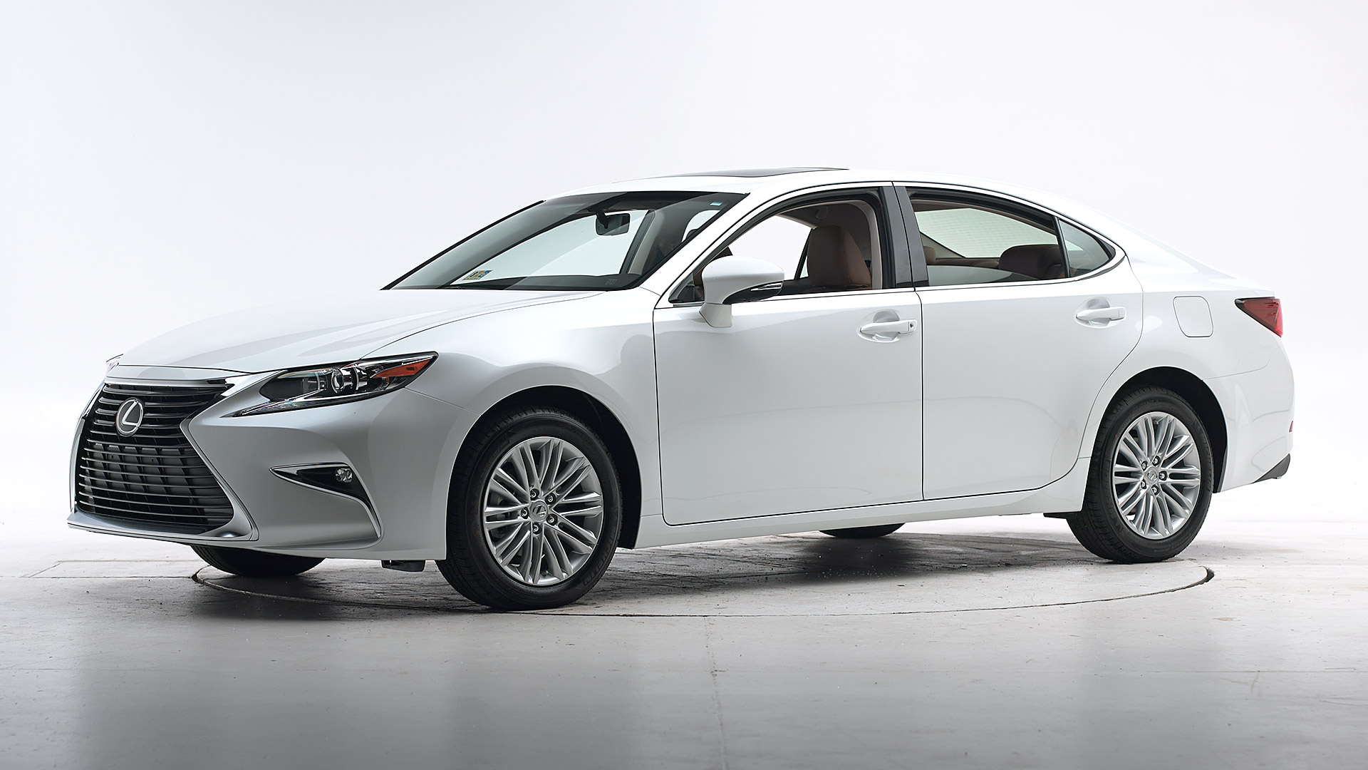 2018 Lexus ES 350 4-door sedan