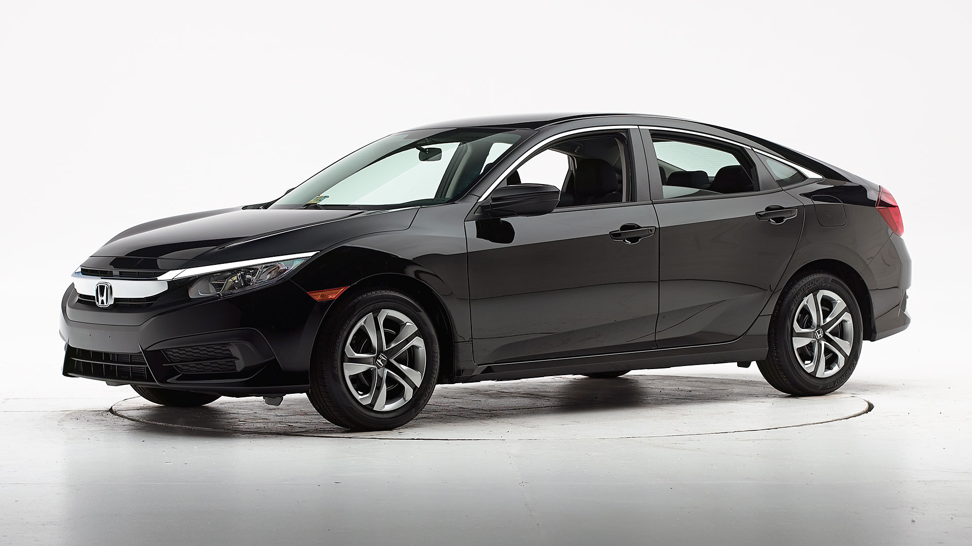 2016 Honda Civic 4-door sedan
