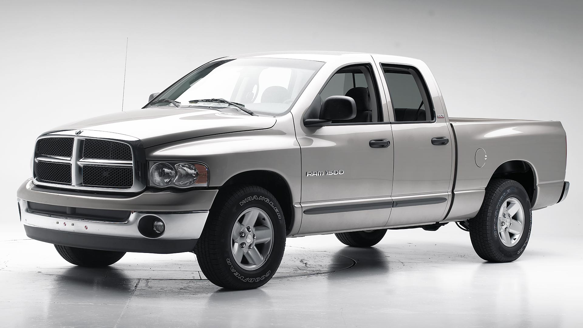 2004 Dodge Ram 1500 Extended cab pickup