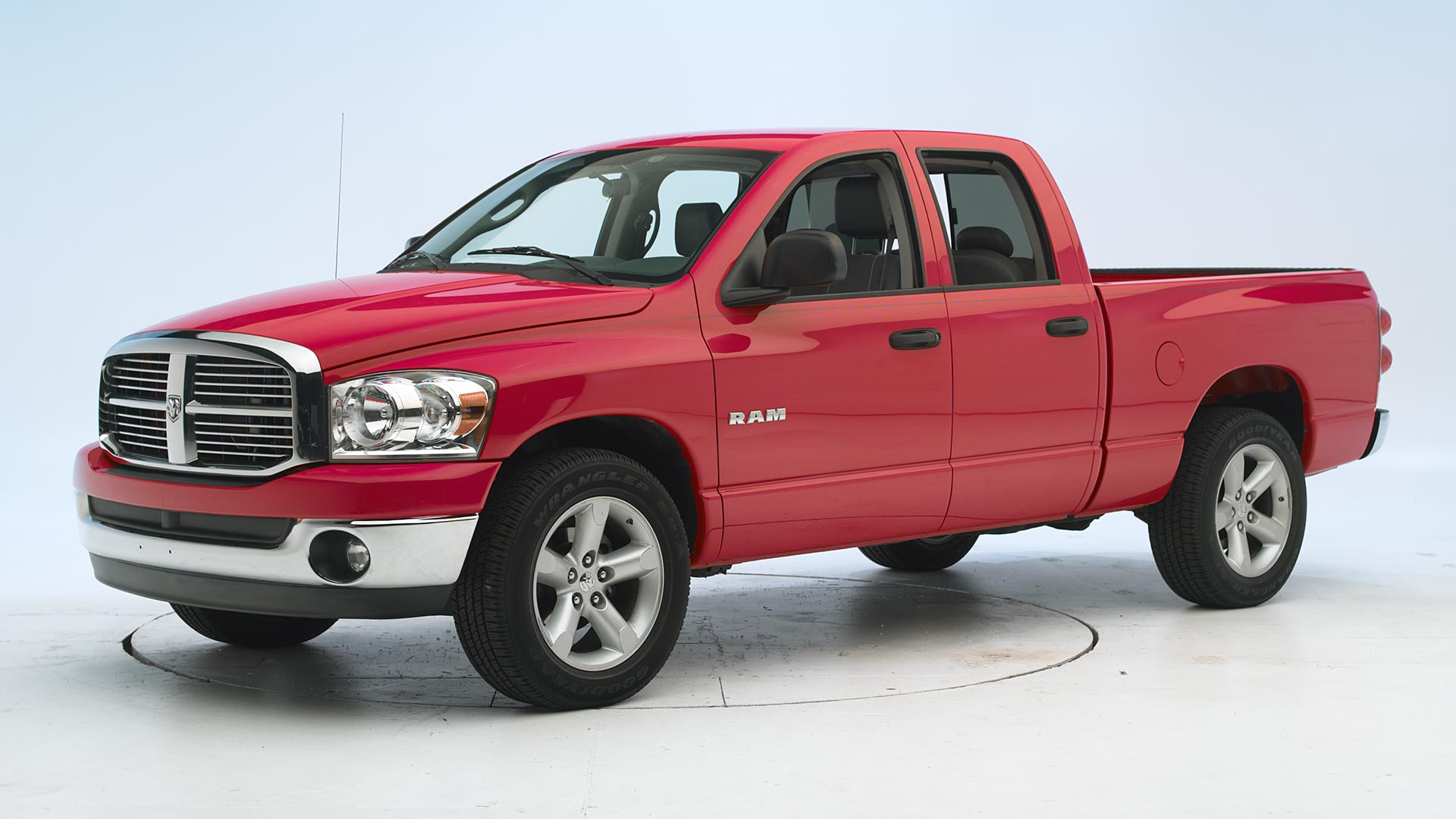 2008 Dodge Ram 1500 Extended cab pickup