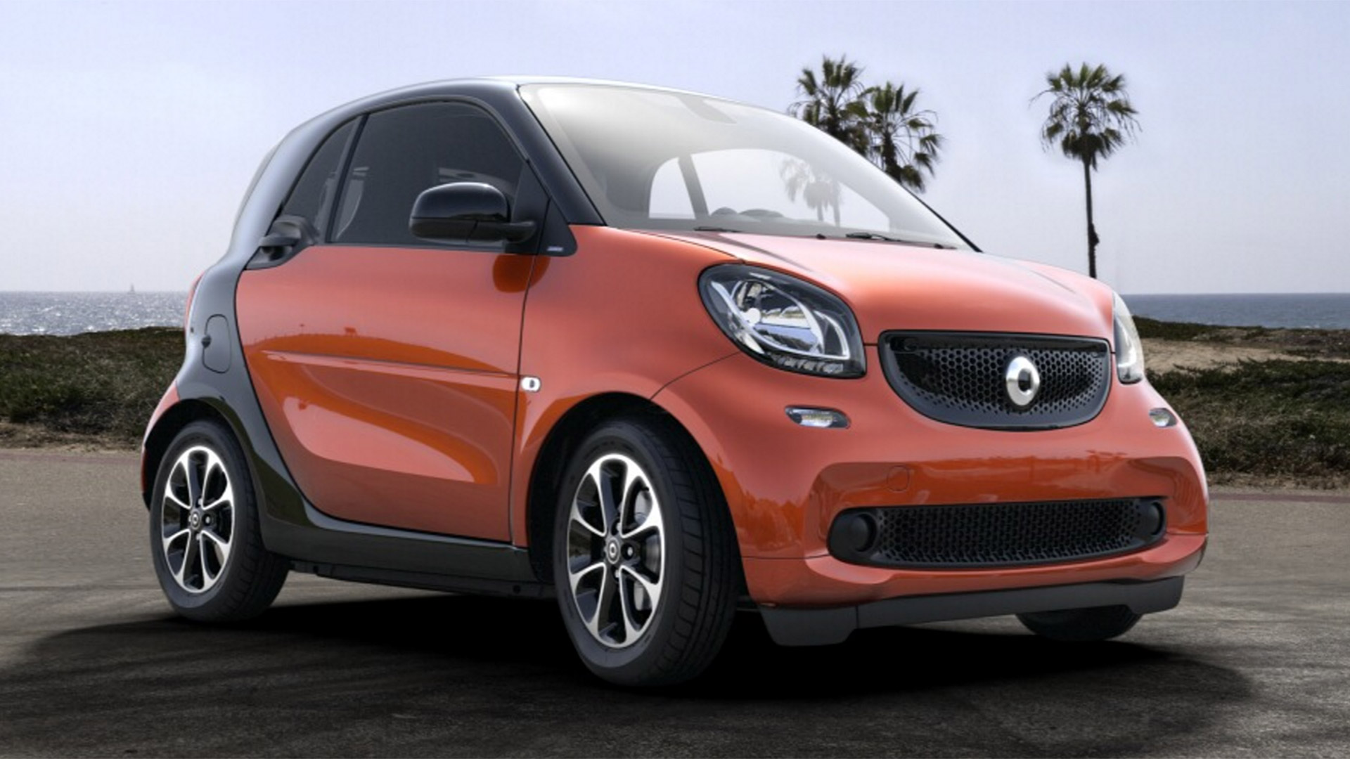 2017 Smart Fortwo 2-door hatchback