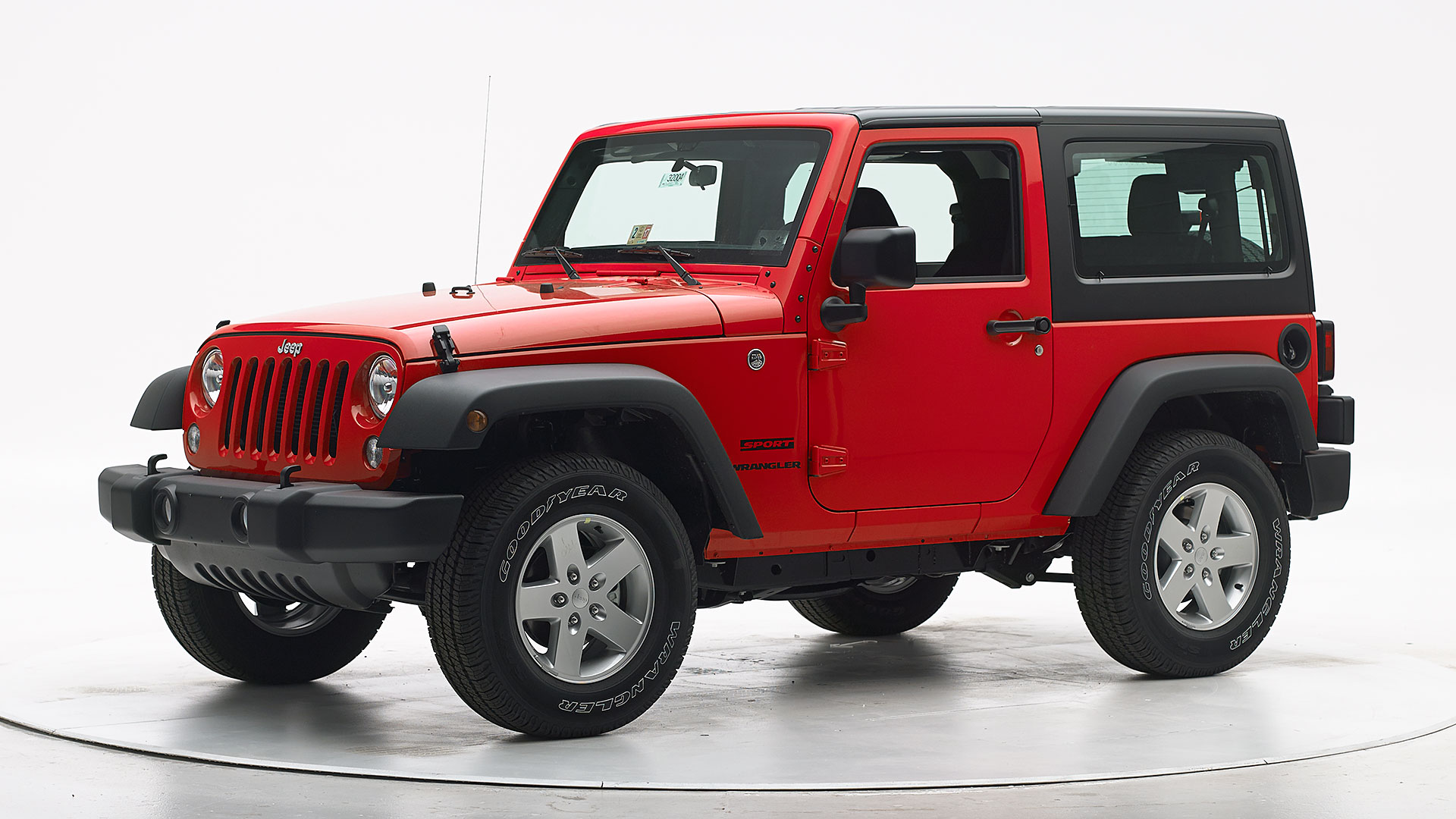 2017 Jeep Wrangler 2-door SUV
