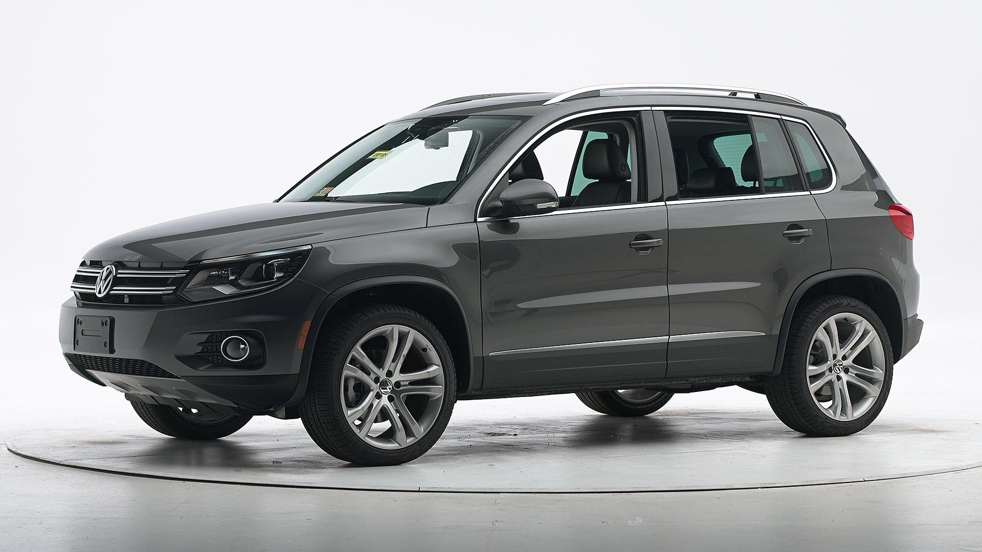 2016 Volkswagen Suv >> 2016 Volkswagen Tiguan