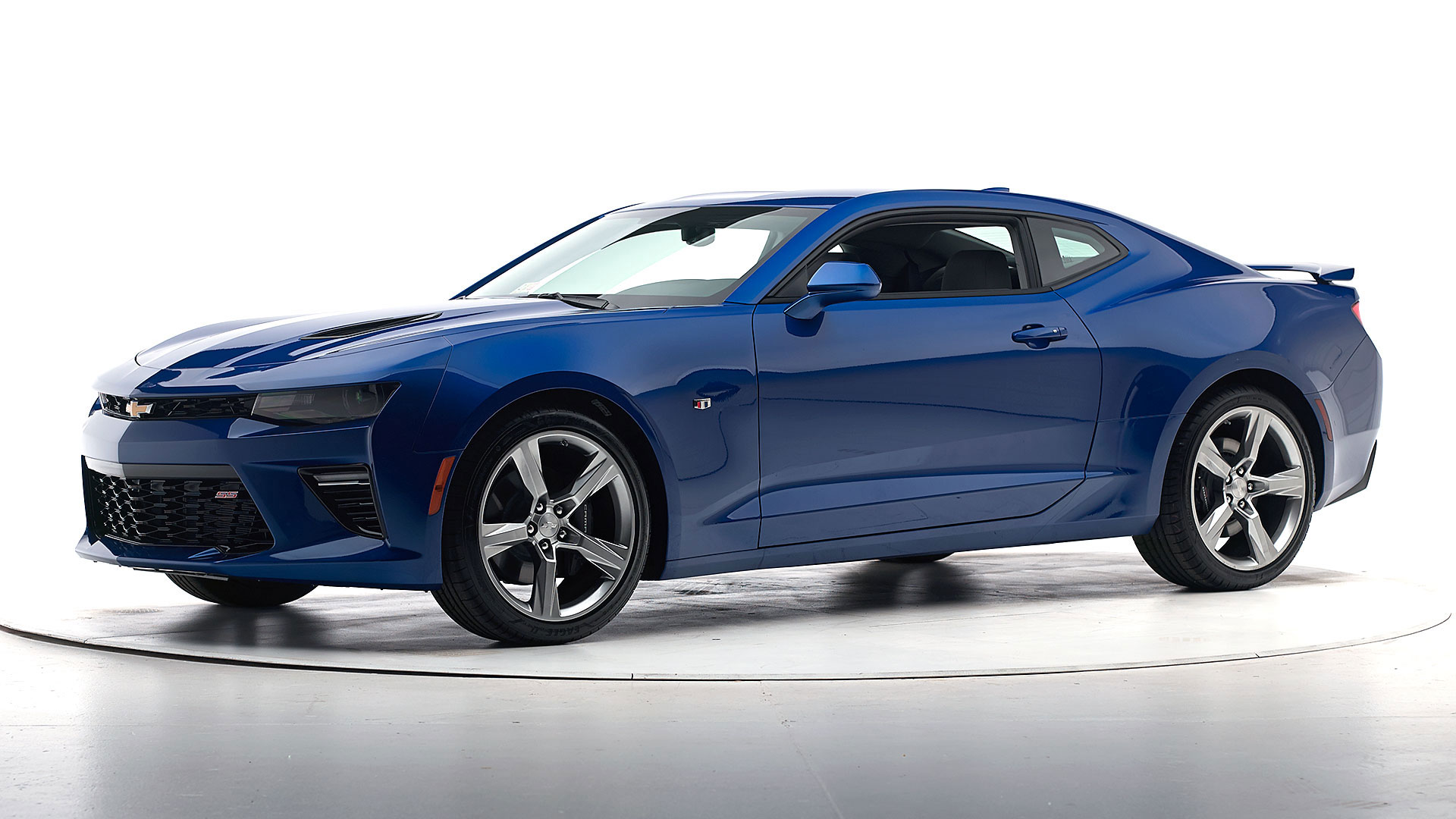 2018 Chevrolet Camaro 2-door coupe