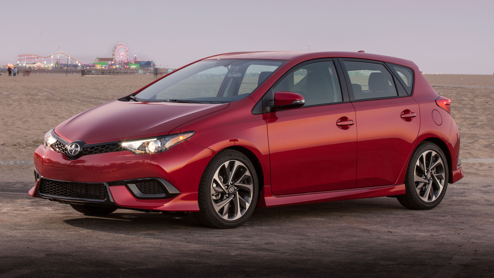 2016 Scion iM 4-door hatchback