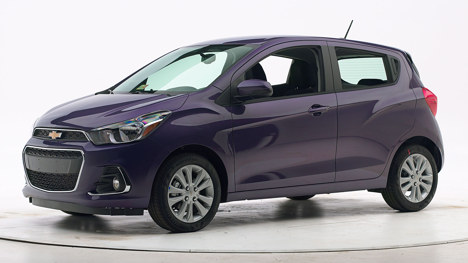 2018 Chevrolet Spark 4-door hatchback