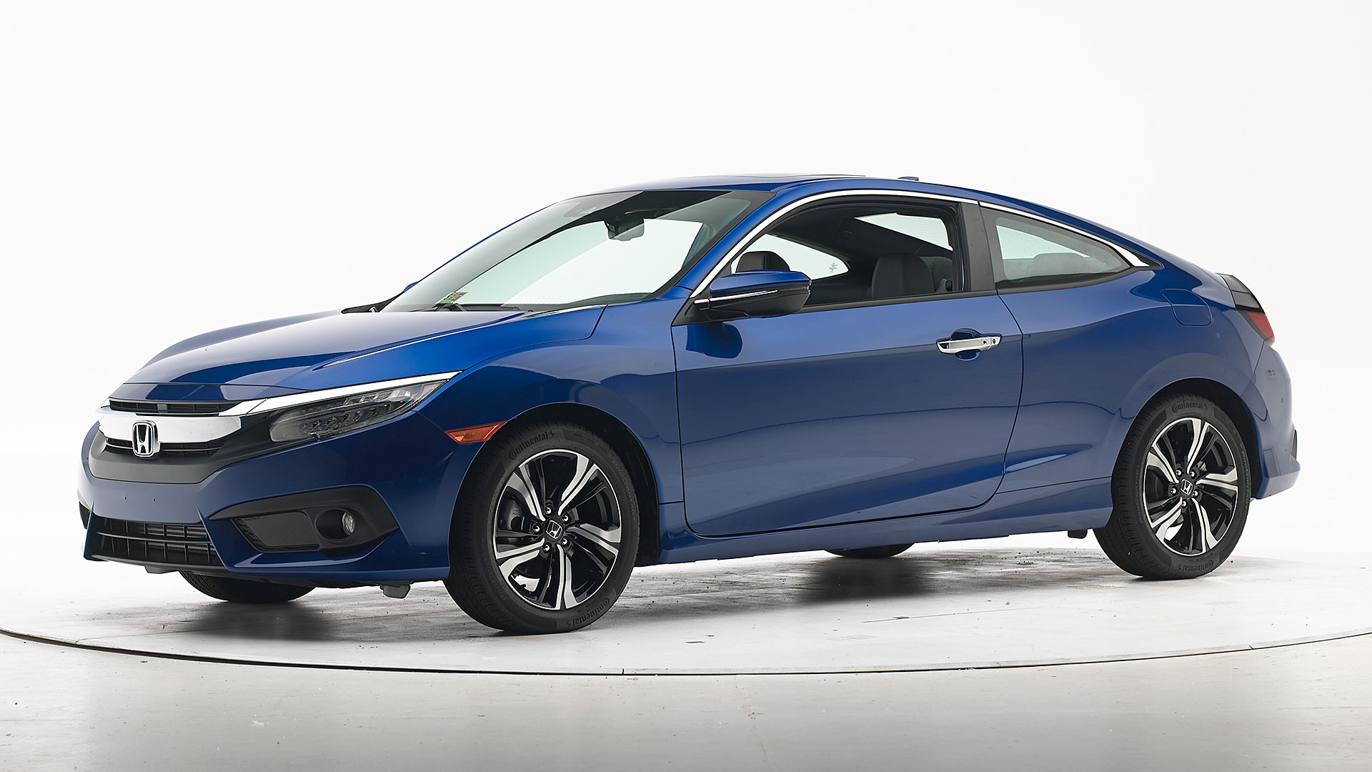 2018 Honda Civic 2-door coupe