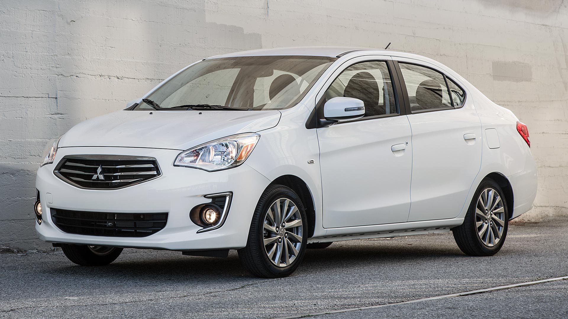 2018 Mitsubishi Mirage G4 4-door sedan