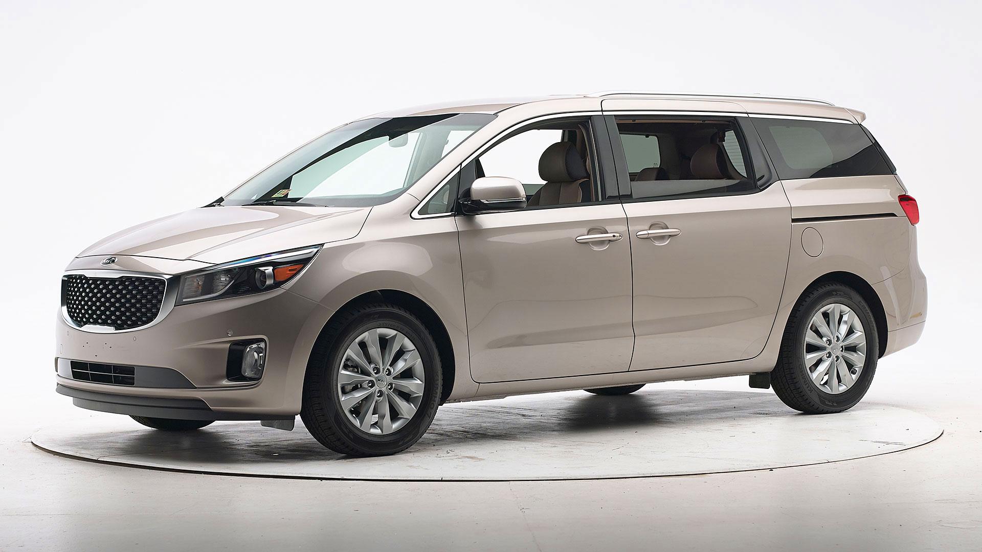 2017 Kia Sedona Minivan