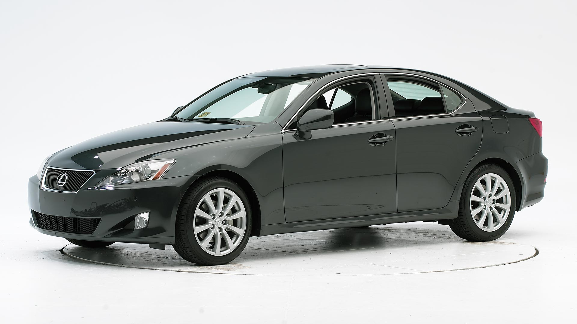 2009 Lexus IS 4-door sedan