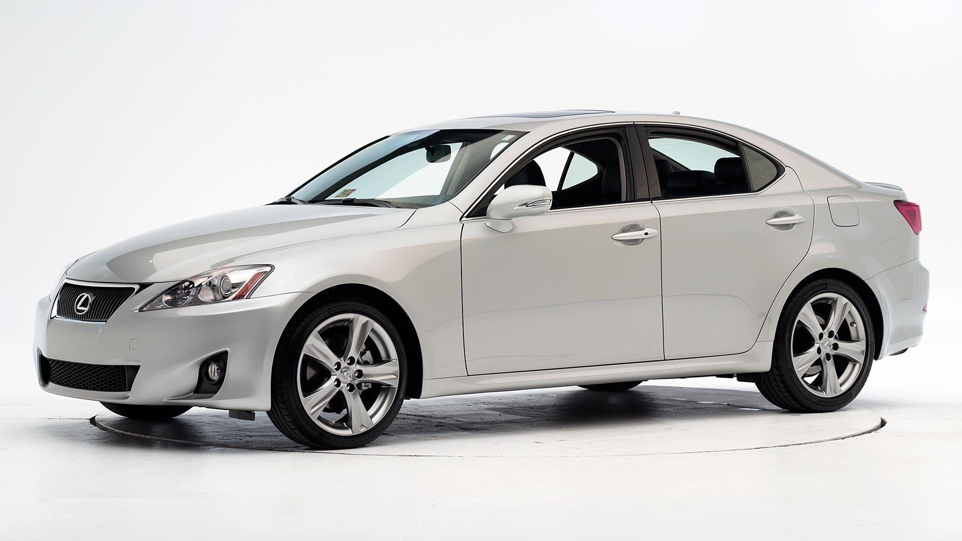 2013 Lexus IS 4-door sedan